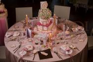 01 Tavolo cupcake rosa
