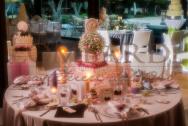 02 Tavolo cupcake rosa