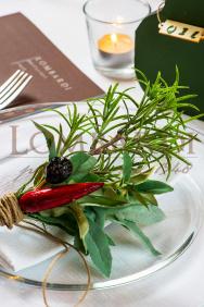 02 Tavolo erbe aromatiche - Dettaglio