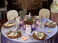 Tavolo glicine