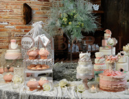 Tavolo panoramica minicakes