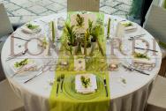 Tavolo verde mela