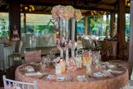 Tavolo rosa antico