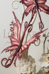 Dettaglio-torta_farfalla+fiori